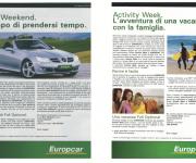 Pubbliredazionale due prodotti. EUROPCAR