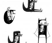 22 _ Sketches _ Serie Animali