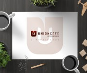 Union Caffe Mockup
