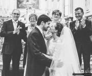 Foto di Matrimonio - Sposi Bacio