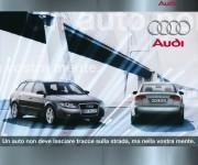 Adv Audi A4 Berlina