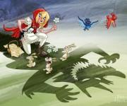 Omaggio a Fairy Quest.
