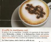 Vending macchine e capsule per caffè - Volantino ricerca agenti
