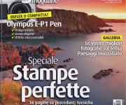 pubblicazione su digital camera copertina