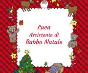 copertina libro di Natale personalizzabile editore MYBOO