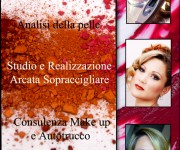 Collage consulenza viso e make up
