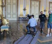 Backstage Docufiction Reggia di Caserta