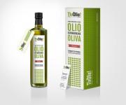 Packaging ed etichetta per TiVolio! Sicilia