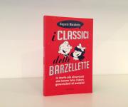 Copertina BARZELLETTE per Mondadori Editore