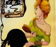 Cinderella - Getting ready