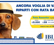 Campagna stampa Banca IBL