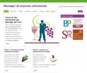 Realizzazione di un sito aziendale con Wordpress