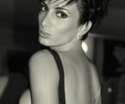 Iryna Horyeva, fotomodella