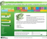 Web festival biodiversità