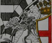Grifone e Stemma di Genova