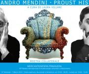 Invito mostra Alessandro Mendini  - Mercante in Fiera Parma