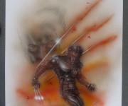 omaggio a Wolverine
