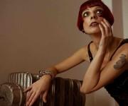 Writer Babsi Jones / Assigned by Vanity Fair