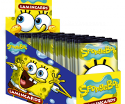Display box SpongeBob - Lamincards