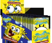 Display box SpongeBob - Lamincards
