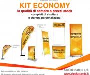 Kit Economy - Espositori a prezzi stock