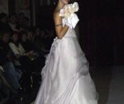 Elisabetta DelMedico, foto abito sposa,