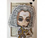 Little sad dolls Voltaire