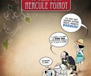 A cena da Hercule Poirot
