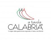Logo per Calabria a tavola 01