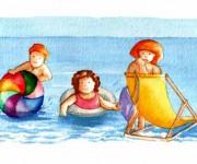 Giochi al mare