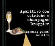 cartolina serata champagne