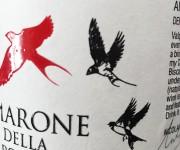Etichetta Amarone Carra