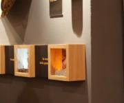 allestimento museo della segale