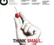 Gd'A 2004 - THINK SMALL COVER