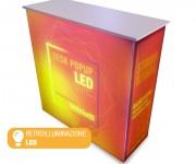 Desk Pop Up LED