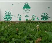 Decorazioni in vinile adesivo - Il Battiferro Bologna