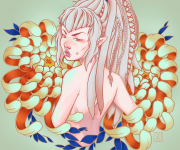 The chrysanthemum fairy