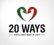 logo per 20Ways - Import Export