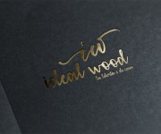 Creativamente-Ideal-Wood-Oro-MockUp
