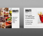BIALETTI | CARTOLINA PROMOZIONALE | 2016