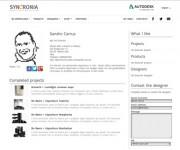 Syncronia > Portfolio Designer > Sandro Carrus