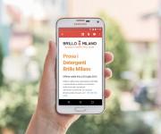 Form Newsletter Brillo Milano