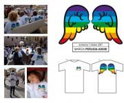Studio e realizzazione logo e t-shirt evento