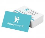 PowerDreams: immagine coordinata + UX e UI design