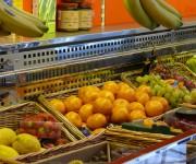 Frutteto Viel Milano - vetrina frutta