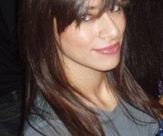 Claudia Bertolotti, Modella,
