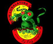 Lunalatina new 3D LOGO