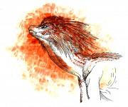 Red il dragone del fuoco