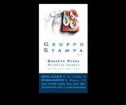 Gruppo Stampa logo - biglietto da visita