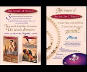 Mondadori-un secolo d'amore-poster